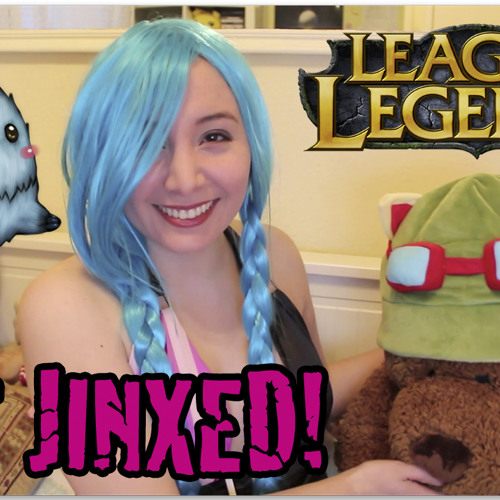 """Get Jinxed"" Sabrina Valenzuela & JParecki95 (League of Legends Cover)"