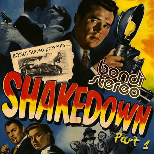 ATFC - Sleep Talk (BONDi Stereo Shakedown) SCOUR #100 EXCLUSIVE FREE DOWNLOAD