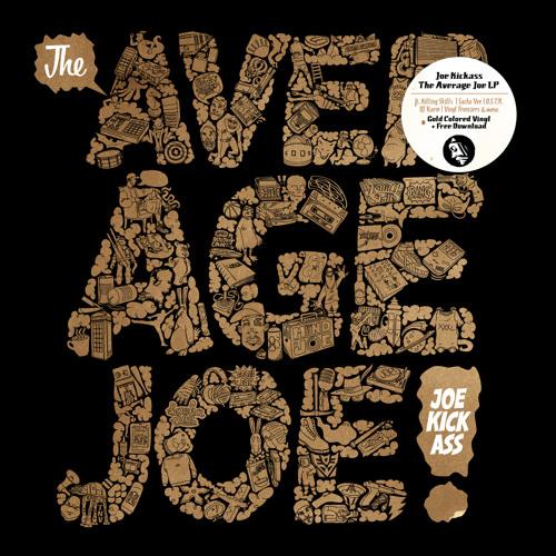 PMC128 - Joe Kickass 'The Average Joe' Album Snippet (Project: Mooncircle, 2014)