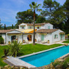 Mougins French country charm near the golf course