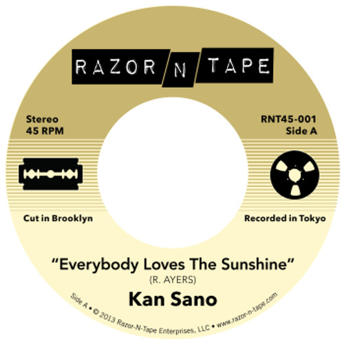 kan Sano - Everybody Loves The Sunshine (Unreleased Leftside Wobble Slow Jam)Free Download