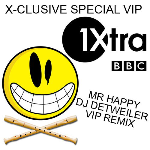Mr happy (Dj Detweiler Remix) on BBC1Xtra Crissy Criss' Show 12.2.14