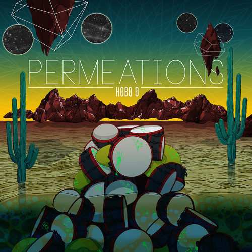 HOBO D - PERMEATIONS Mix for CB Records, Change The Beat