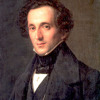 Marche nuptiale / Wedding march op.61 Nr.4, de Felix Mendelssohn (1809-1847)