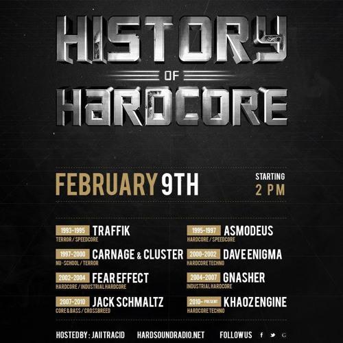 Carnage & Cluster - History of Hardcore  1997-2000 - HardSoundRadio