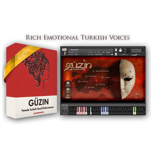 """Guzin demo """"Bollywood or Bust"""" by Reuben Cornell"""