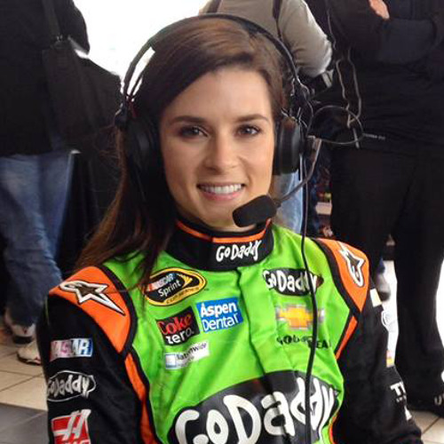 Danica Patrick Talks About How She Deals With Criticism On SiriusXM NASCAR Radio