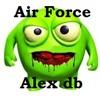 Alex db - Air Force (original Mix) [Minimonster recordings]