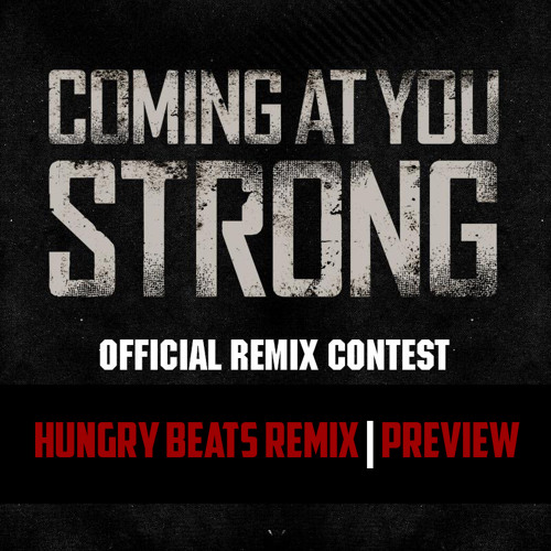 NEOPHYTE, TIEUM & ROB GEE - COMING AT YOU STRONG (REMIX BY HUNGRY BEATS) !free download / wav!