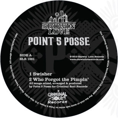 Point 5 Posse Mix (mixed from SLR1001)