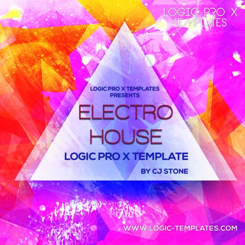 Electro House Logic Pro X Template