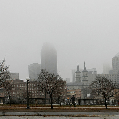 MPR News: The sound that woke St Paul this morning