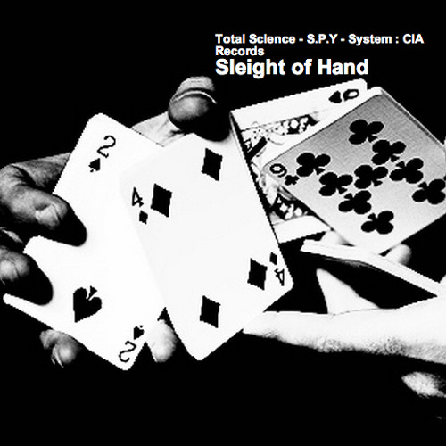 Total Science S.P.Y & System - Sleight Of Hand - FREE DOWNLOAD - Clip