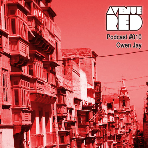 Avenue Red Podcast #010 - Owen Jay