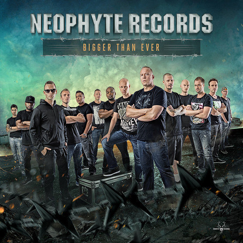 Neophyte & Tha Playah @ Neophyte Records 15 Years - Bigger Than Ever (Matrixx, NL)