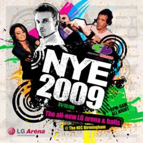 Slammin Vinyl NYE 2009 - Joey Riot & DJ Kurt