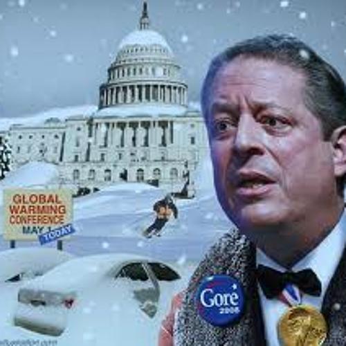 "Soros and his ""Algore Snowblower"""