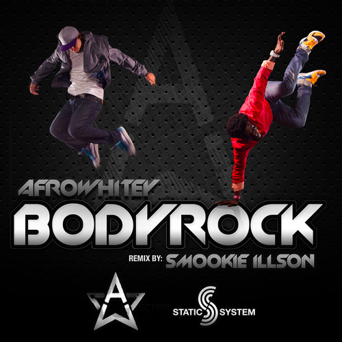 AfroWhitey - Bodyrock - (Out Now! Static System)