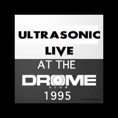 Ultrasonic Live @ Drome, Liverpool  March 1995