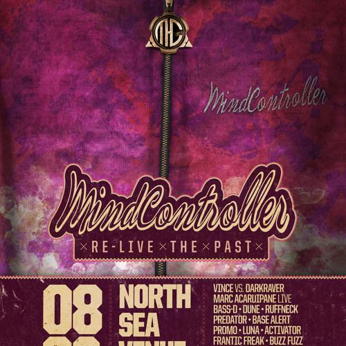 Bass-D - Live @ Mindcontroller 2014