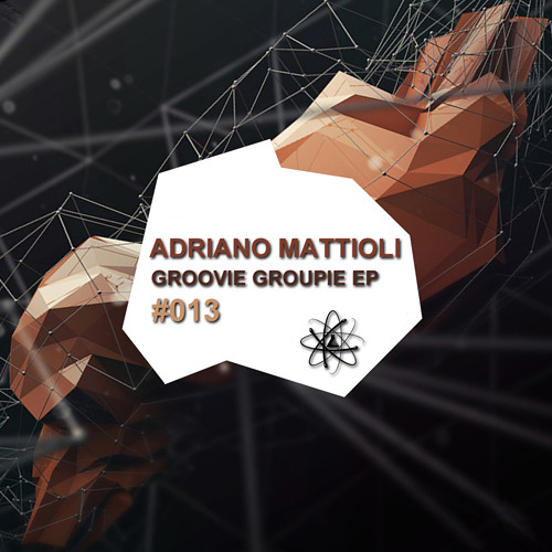 MLR013: Adriano Mattioli - Groovie Groupie EP / Soon On Beatport 2014-02-28