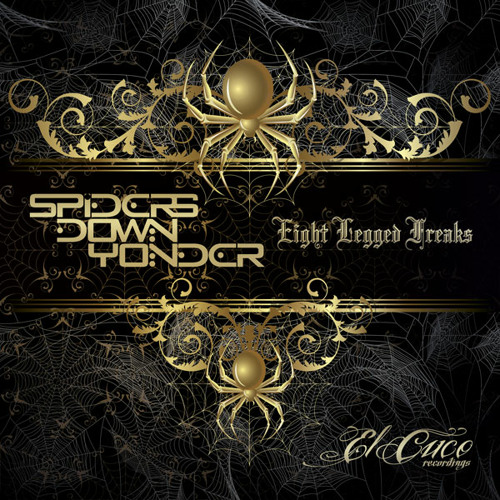 Spiders Down Yonder - Eight Legged Freaks - ECR017 [Out NOW!!!]