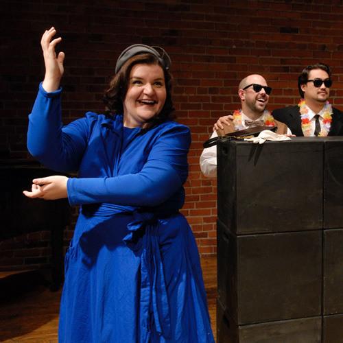 "Margaret Gawrysiak at Seattle Opera: Dinah in ""Trouble in Tahiti"""