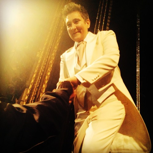 k.d. lang on her Broadway debut