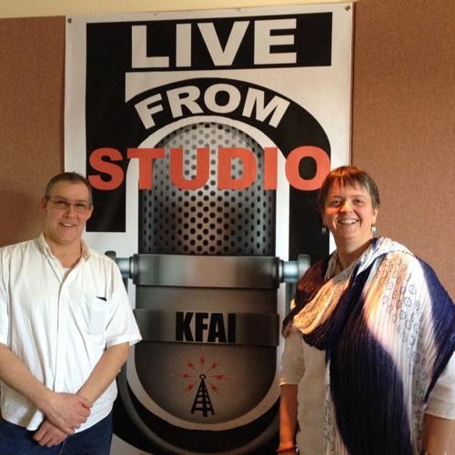 Wave Project on KFAI community radio Feb 9, 2014