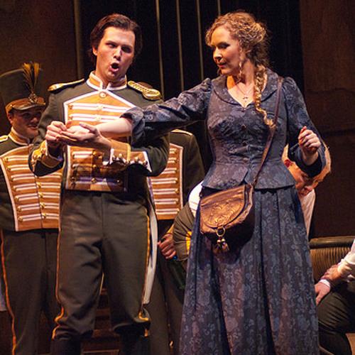 "Joseph Lattanzi at Seattle Opera: Moralès in ""Carmen"""