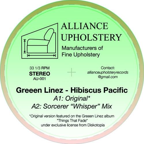 Greeen Linez - Hibiscus Pacific (Remaster)
