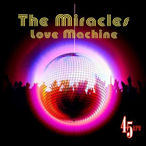 The Miracles - Love Machine (Alex Lightspeed Rmx Free Download!)
