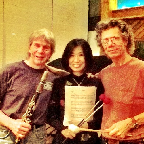 Marika Groove for Marimba,Clarinet,Bass and Drum(2012) by Chick Corea