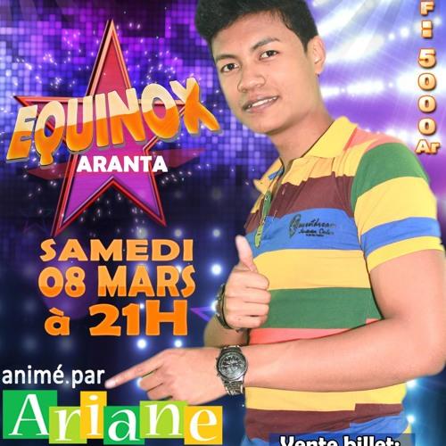 Le groupe ARIANE à majunga le 8 mars à l'Equinox ARANTA , PAF:5000 ARTheme