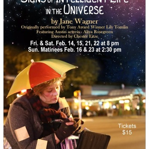 The Search for Signs of Intelligent Life in the Universe - Aliya Rosegreen