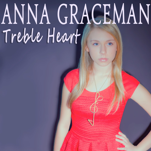 Treble Heart by Anna Graceman