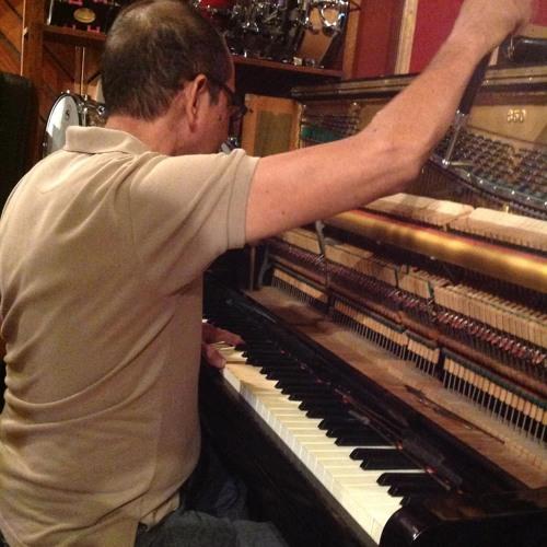 Piano Recording - AEA R92 To TRP - Ain't Misbehavin By Mel Santos 2444