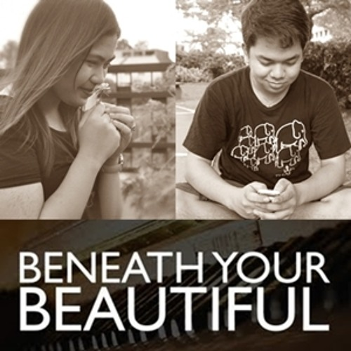 Beneath Your Beautiful - Labrinth feat. Emelie Sandie | cover by Austine and Kim