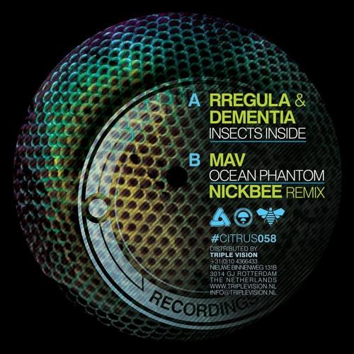 Mav - Ocean Phantom - (Nickbee Remix) - Citrus 058