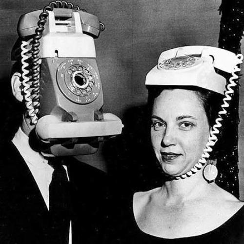PHONE HEAD