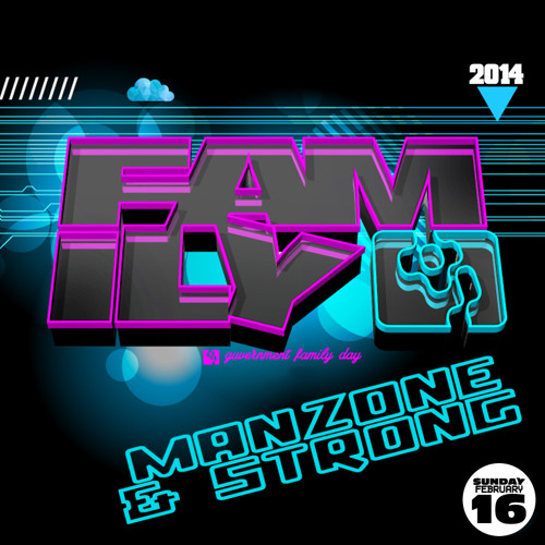 Manzone & Strong - Guvernment Family Day Mix 2014