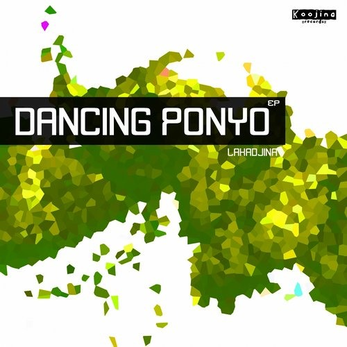 KR0019 : Lakadjina - DANCING PONYO EP