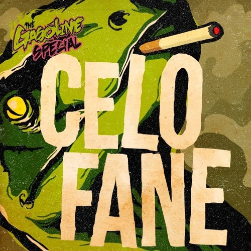 Gasoline Special - Celofane (Single)
