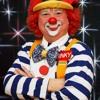 Binky the clown is an extra torestrial colesterol burger bun terrorist (feet willy bwend)