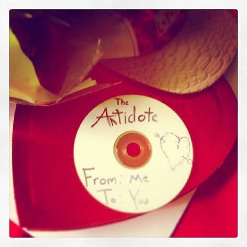 Antidote-(Co-Produced By TevinTevin)