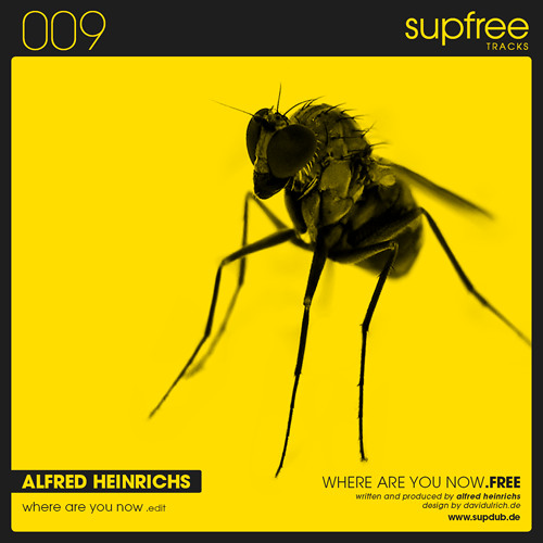 Where Are You Now - Alfred Heinrichs .edit [supfree 009]