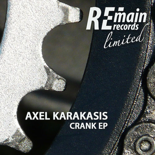 Axel Karakasis - Hindsight
