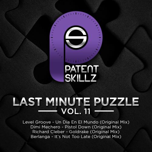 Richard Cleber - Goldrake (Original Mix) LAST MINUTE PUZZLE Vol.11
