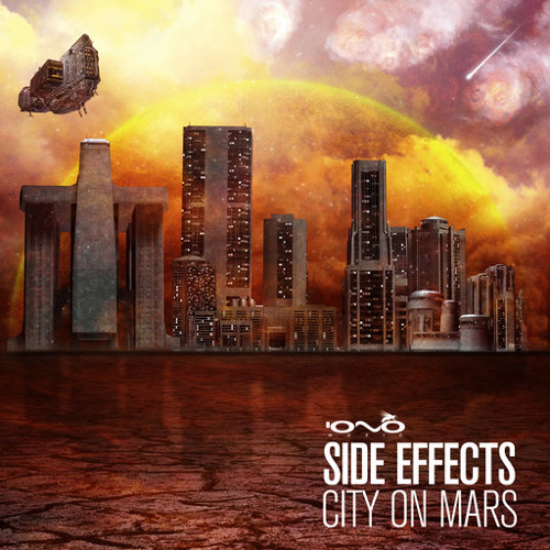 Side Effects - The Second Lsdeep (Sideform Remix) PREVIEW