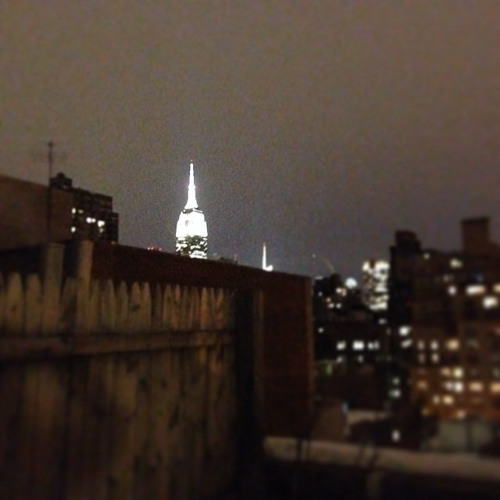 Manhattan Roof LsRs